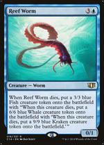 Reef Worm image