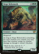Siege Behemoth image