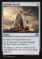 Unstable Obelisk image