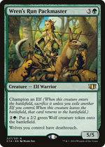 Wren's Run Packmaster image