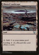 Blasted Landscape image