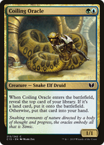 Coiling Oracle image