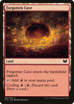 Forgotten Cave image
