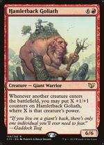 Hamletback Goliath image