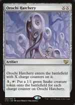 Orochi Hatchery image