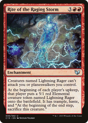 Rite of the Raging Storm image