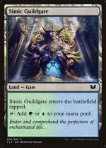 Simic Guildgate image