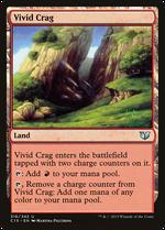 Vivid Crag image