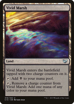 Vivid Marsh image