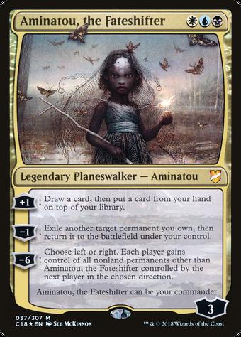 Aminatou, the Fateshifter image