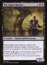 Big Game Hunter image