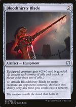 Bloodthirsty Blade image
