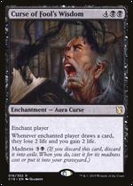 Curse of Fool's Wisdom image
