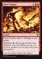 Fiery Temper image