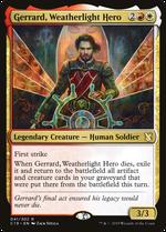 Gerrard, Weatherlight Hero image