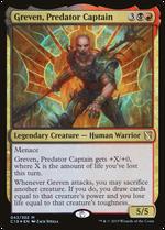 Greven, Predator Captain image