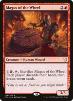 Magus of the Wheel image