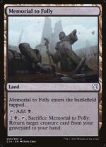 Memorial to Folly image