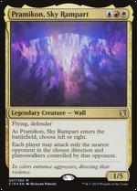 Pramikon, Sky Rampart image