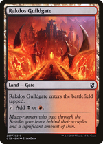 Rakdos Guildgate image