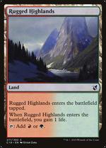 Rugged Highlands image