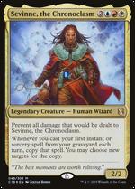Sevinne, the Chronoclasm image