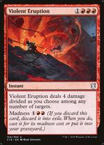 Violent Eruption image