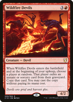 Wildfire Devils image