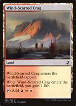 Wind-Scarred Crag image
