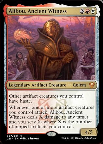 Alibou, Ancient Witness image