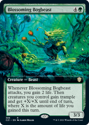 Blossoming Bogbeast image