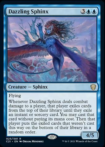 Dazzling Sphinx image