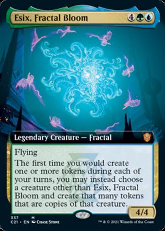 Esix, Fractal Bloom image