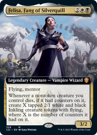 Felisa, Fang of Silverquill image