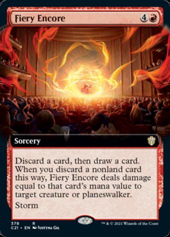 Fiery Encore image