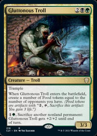 Gluttonous Troll image