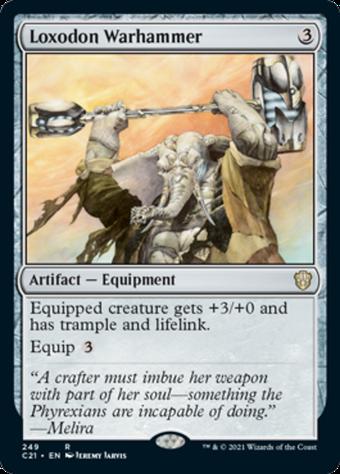 Loxodon Warhammer image