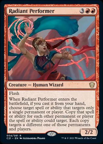 Radiant Performer image