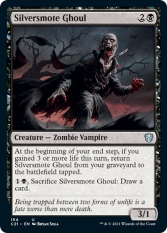 Silversmote Ghoul image