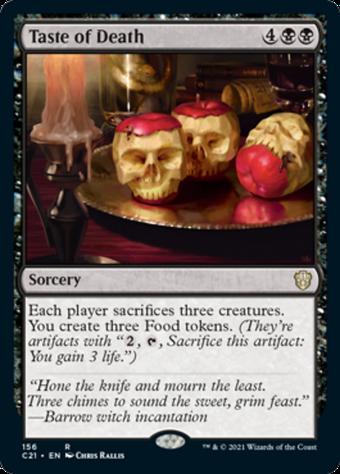 Taste of Death image