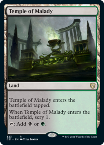 Temple of Malady image