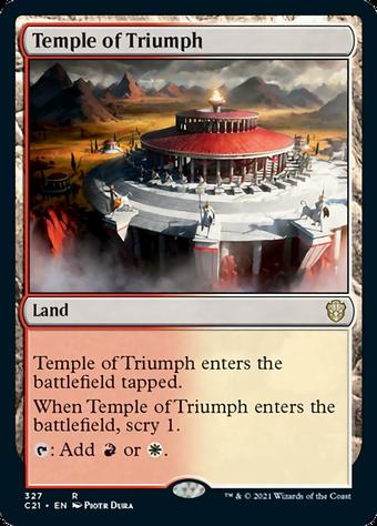 Temple of Triumph image