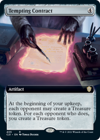 Tempting Contract image