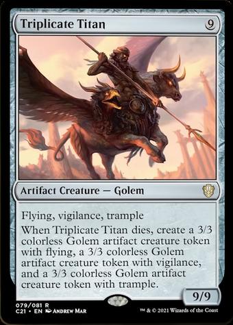 Triplicate Titan image