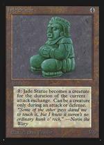 Jade Statue image