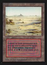 Badlands image