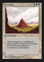 Conversion image