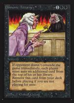 Demonic Attorney image