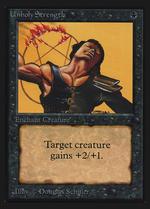 Unholy Strength image