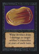 Warp Artifact image